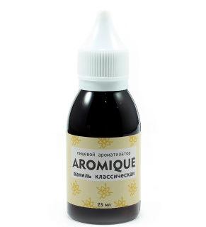 Пищевой ароматизатор Aromique классическая ваниль