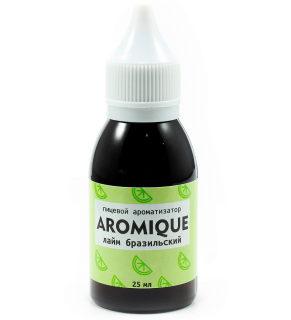 Пищевой ароматизатор Aromique лайм бразильский