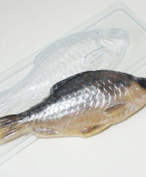 Пластиковая форма для шоколада, Рыба