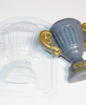 Пластиковая форма для шоколада, Кубок
