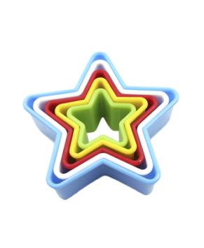 Набор вырубок Звезда