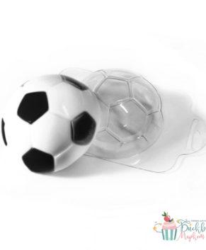 Пластиковая форма для шоколада, Мяч футбольный