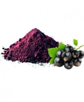 Сублимированная черная смородина(порошок), 50 гр