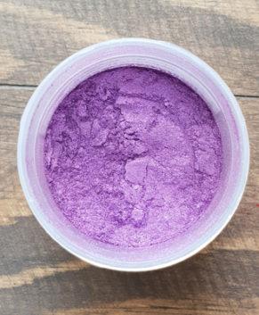 Краситель сухой перламутровый Фиолетовое мерцание, 5гр