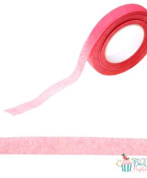Тейп-лента флористическая, Розовая
