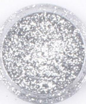Блестки декоративные Серебро, 10 гр