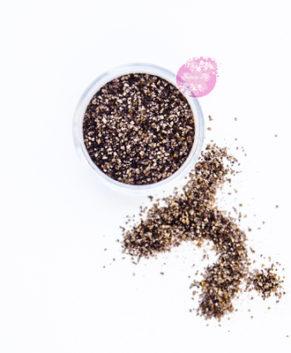 Пищевые блестки Sweety Kit Кофе, 5 гр