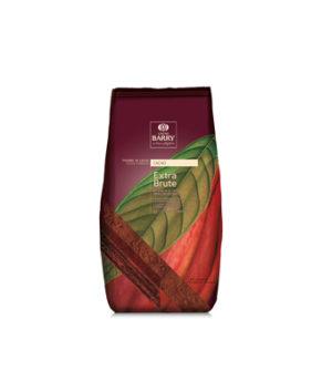 Какао порошок 100% Extra Brute Cacao Barry, 100гр