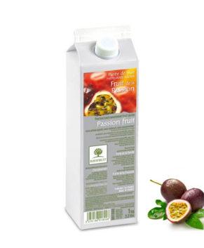 Фруктовое пюре Ravifruit Маракуйя 1 кг (пастеризованное)