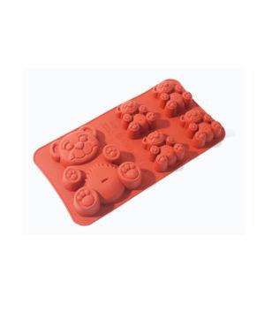 Силиконовая форма для конфет Мармеладный Валера, 15 ячеек