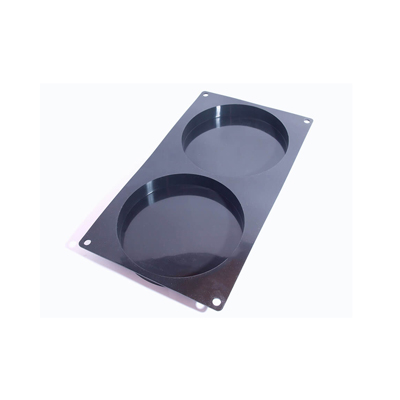 Силиконовая форма диски 16см