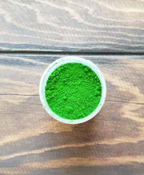 Жирорастворимый краситель Зелёный, 8гр