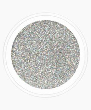 Блестки декоративные Серебро голографическое, 10 гр