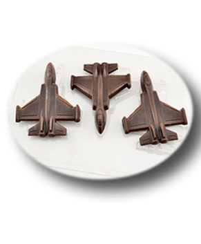 Пластиковая форма для шоколада, Истребитель