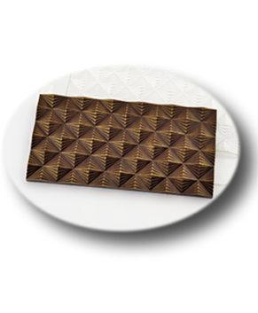 Пластиковая форма для шоколада, Плитка Инфлексия