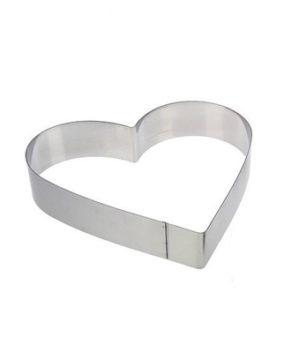 Форма для выпечки Сердце D 22см Н 5см