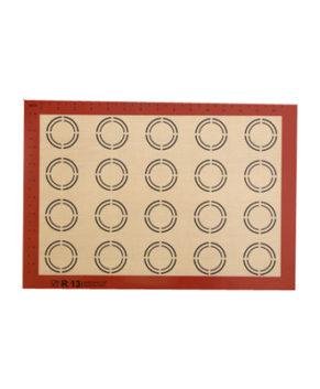 Коврик армированный для макаронс  42см ×29,5см