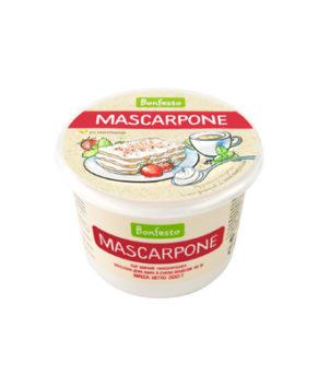 Сыр Маскарпоне BONFESTO 78%, 500 гр