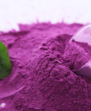 Порошок из фиолетового сладкого Батата, 25 грамм