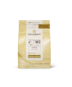 Шоколад белый Barry Callebaut CW2-RT-U71 в галетах (25,9% какао)