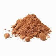 какао с низким содержанием жира