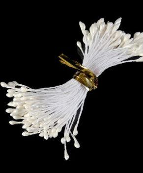 Тычинки для сахарных цветов белые