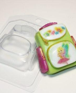 Пластиковая форма для шоколада Рюкзак