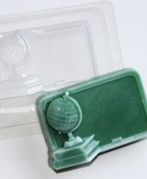 Пластиковая форма для шоколада Школьная доска