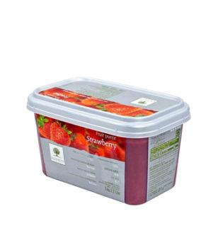 Пюре Ravifruit Клубника 1 кг (замороженное)