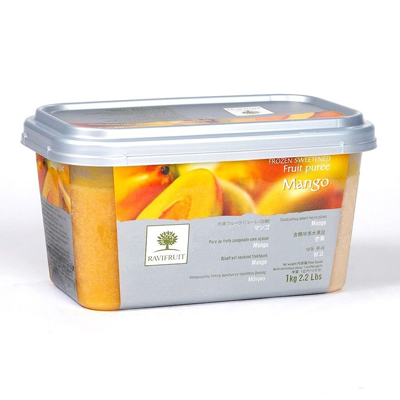 Пюре Ravifruit манго