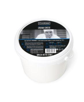 Сыр творожный 70% КРЕМЧИЗ COOKING, 2,25кг