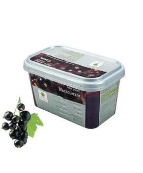 Пюре Ravifruit Чёрная смородина 1 кг (замороженное)