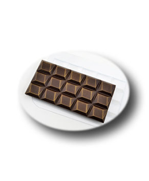 Пластиковая форма для шоколада, Плитка Параллело