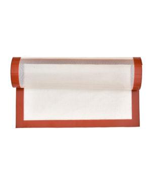 Силиконовый армированный коврик для макаронс  40×30см