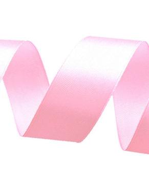Лента атласная Нежно-розовая