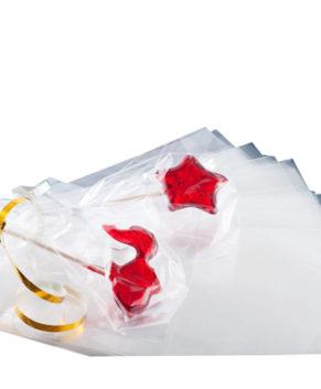 Пакет прозрачный для леденцов