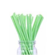 палочки для кейкпопсов зеленые