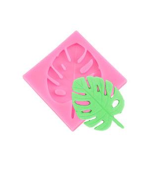 Молд силиконовый Тропический лист