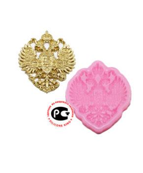 Молд силиконовый Герб России малый