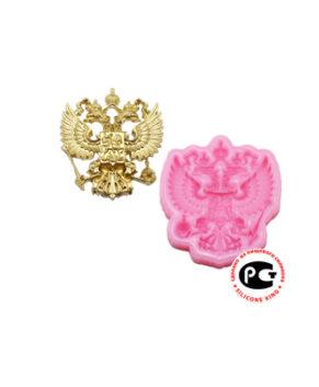 Молд силиконовый Герб России средний