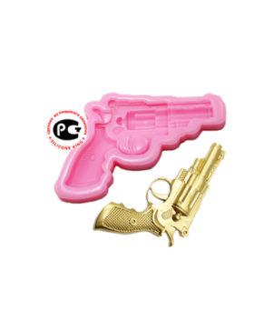 Молд силиконовый Револьвер