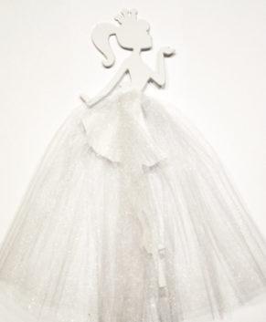 Топпер Принцесса ( цвет ткани в ассортименте)