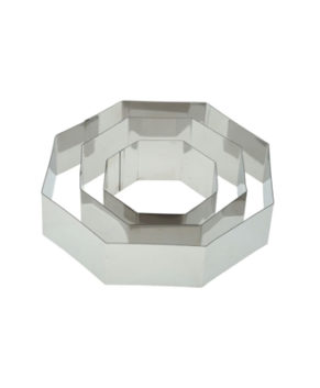 Набор форм Восьмигранник, 3 шт