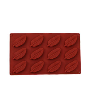 Форма для шоколада Перо, 12 ячеек