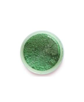 Краситель сухой перламутровый Зеленое мерцание, 5гр