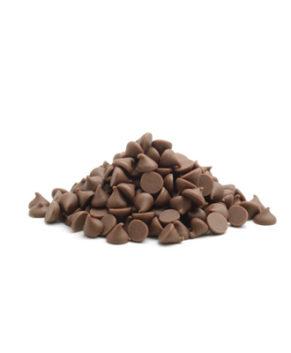Термостабильные капли из тёмного шоколада, Pepita, 100гр