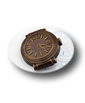 Пластиковая форма для шоколада, Часы