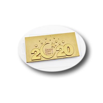 Форма для шоколада Новый год 2020 луна