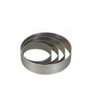 Набор кольц для выпечки D 10-20см, Н 5см, 6 шт