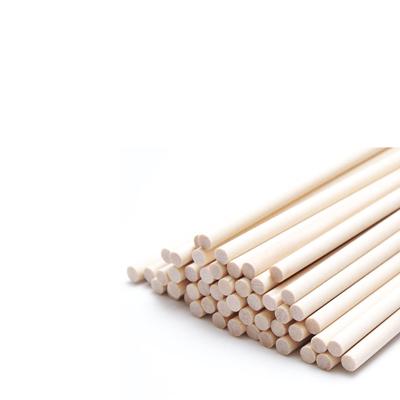 набор палочек-дюбелей для укрепления торта, дерево